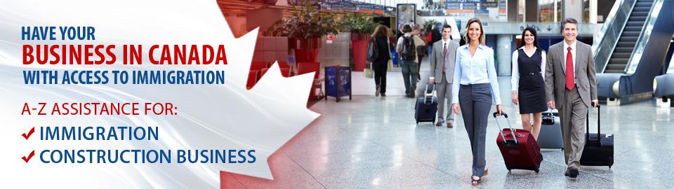 canada visa business arrival in canada