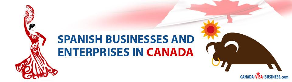 spanish-businesses-enterprises-canada