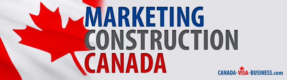 marketing construction canada