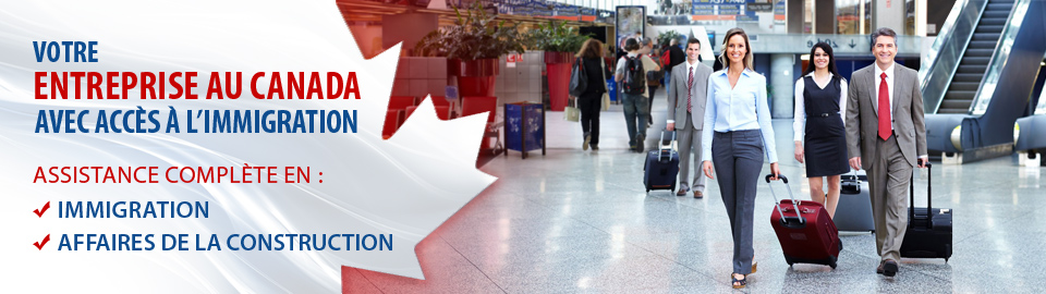 canada visa business passeport